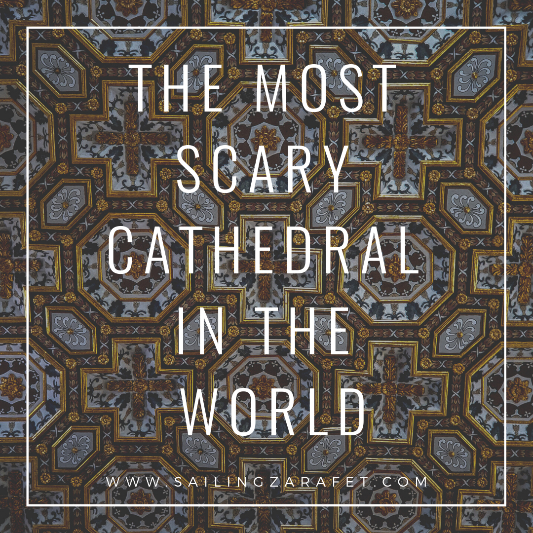 THE MOST SCARY CATHEDRAL_