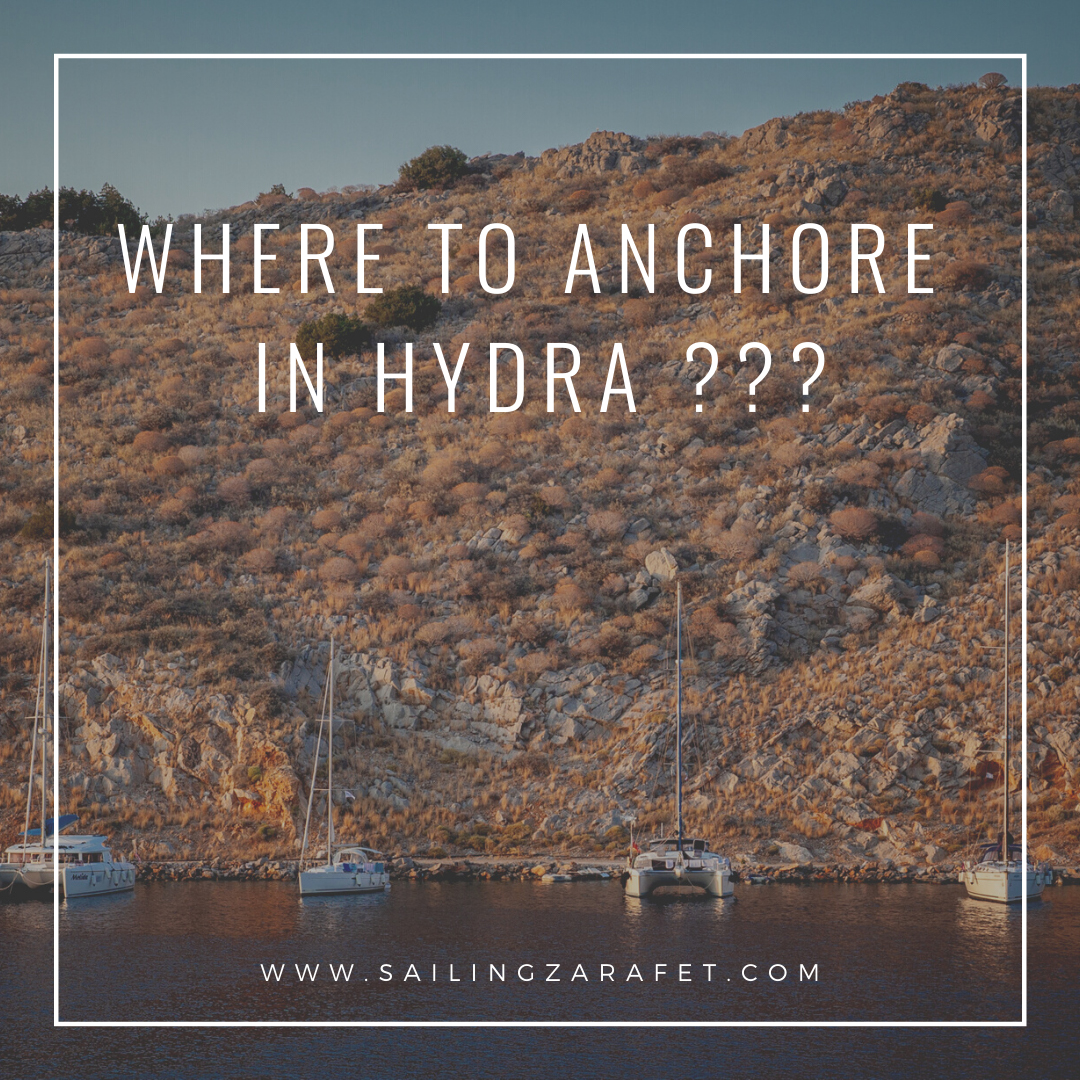 WHERE TO ANCHOR IN HYDRA