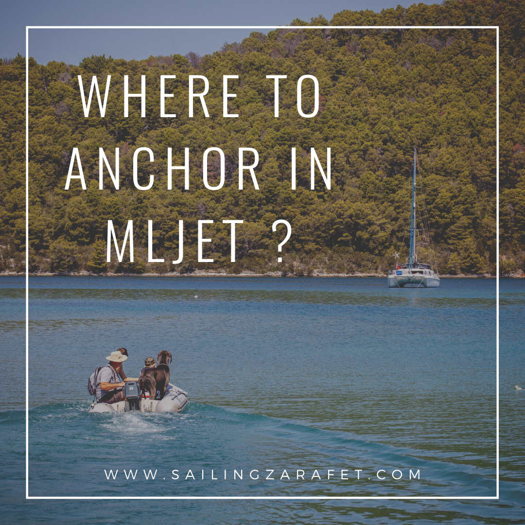 WHERE TO ANCHOR IN MLJET