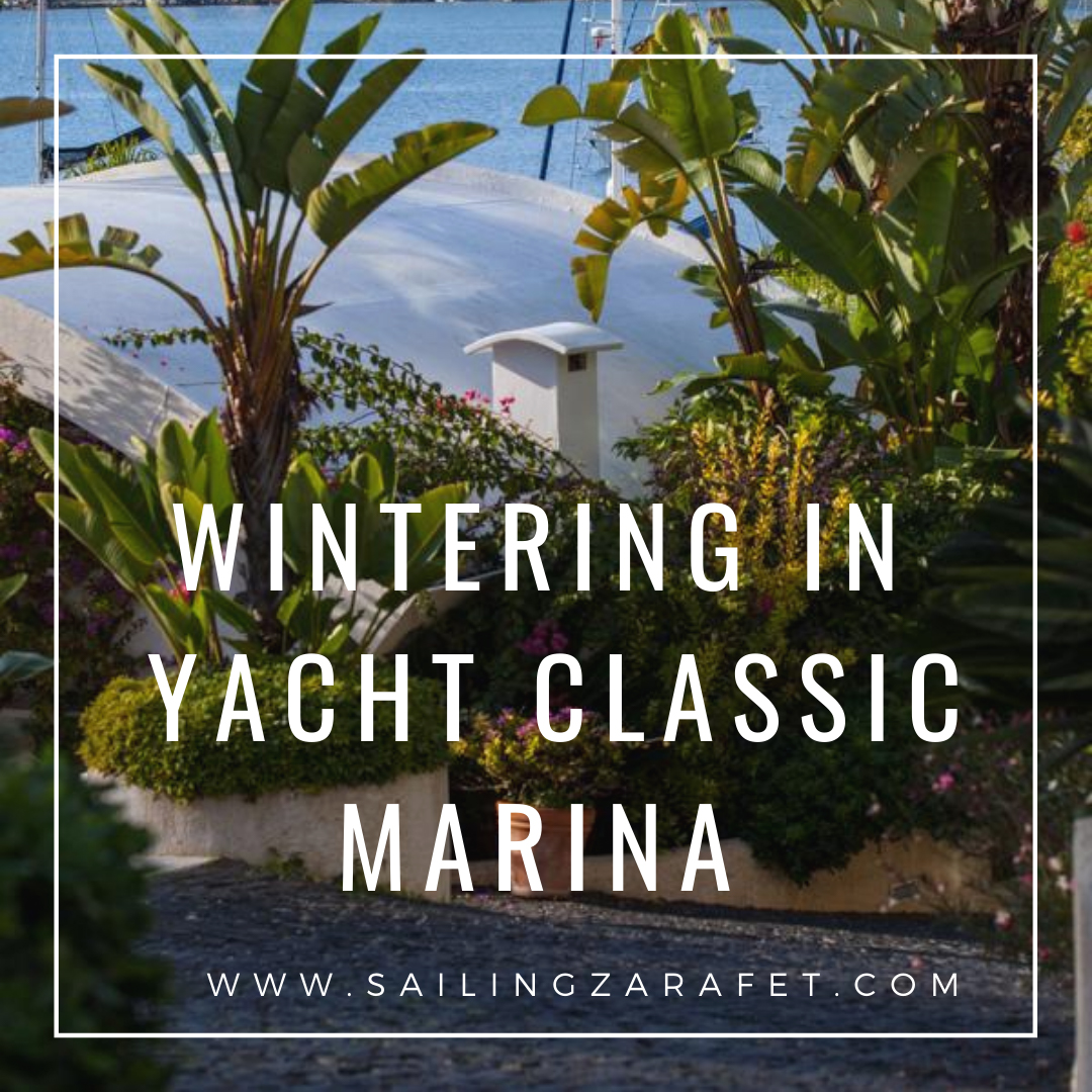 WINTERING IN YACHT CLASSIC MARINA